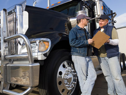 taking your cdl test