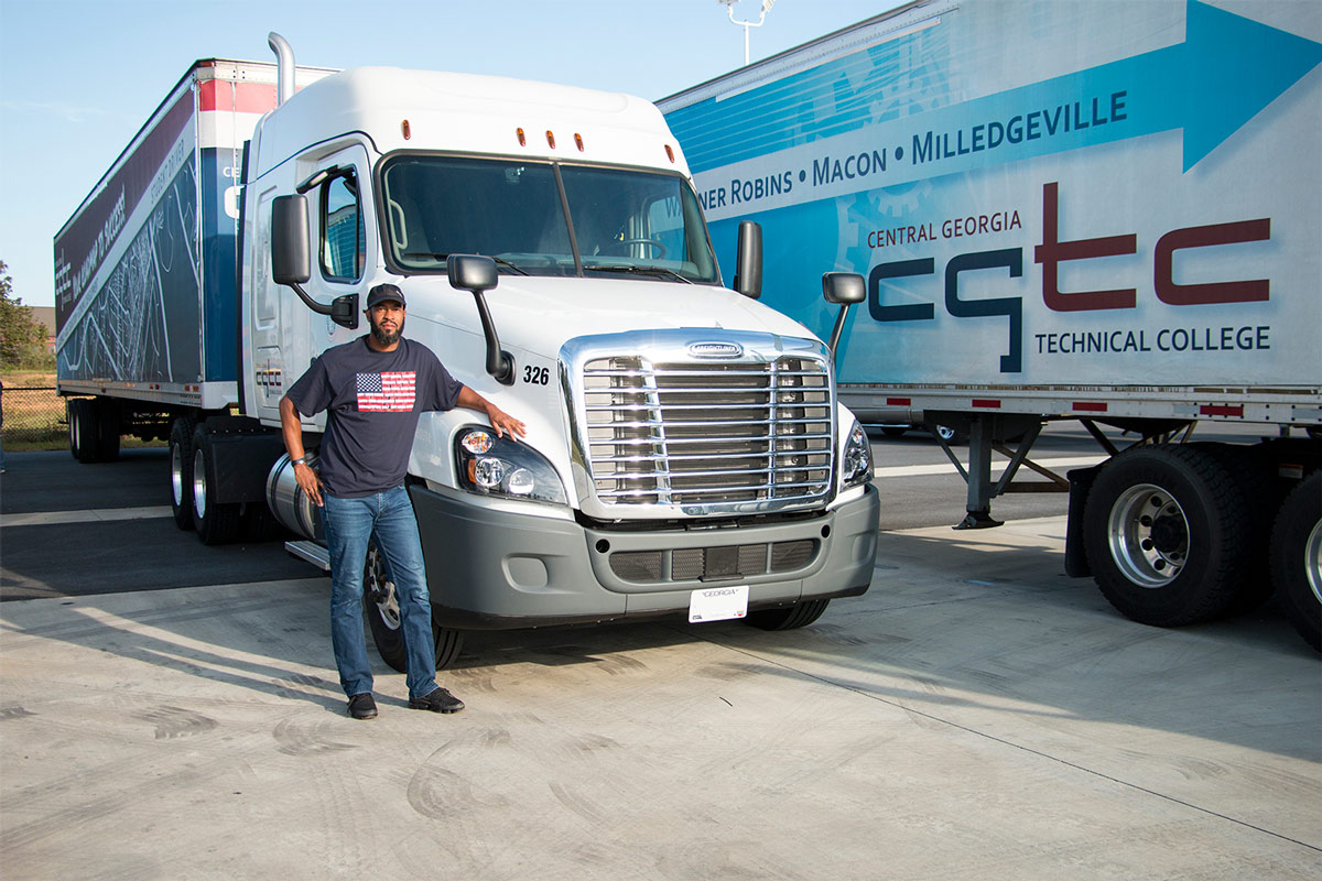 grants for truck drivers